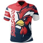 Australia Roosters Polo Shirt Sydney TH5