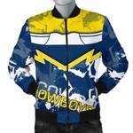 Cowboy Bomber Jacket for Men TH4