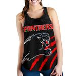 Panthers Women's Racerback Tank Claws