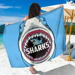 Sharks Rugby Sarong K4