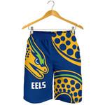 Parramatta Men Shorts Eel K4