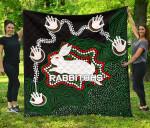 Rabbitohs Premium Quilt Aboriginal 2 TH4