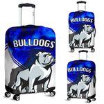 Bulldogs Luggage Covers
