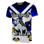 Bulldogs All Over T-Shirt Warrior Man 2