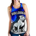 Bulldogs Women's Racerback Tank