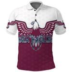 Warringah Polo Shirt Sea Eagles