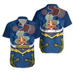 Cowboys Hawaiian Shirt Aboriginal TH4