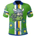 Canberra Polo Shirt Raiders Indigenous TH5