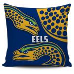 Parramatta Pillow Cover Eel K4