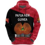 Papua New Guinea Rugby Hoodie K8