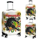 Penrith Luggage Covers Indigenous Panthers - White K8