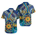 Parramatta Hawaiian Shirt Eels Indigenous K4