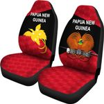 Papua New Guinea Rugby Car Seat Covers