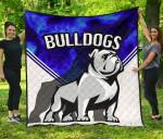 Bulldogs Premium Quilt TH4