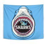Sharks Rugby Tapestry K4