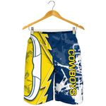 Cowboys All Over Print Men's Shorts