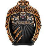 Wests Hoodie Rugby - Tigers