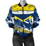 Cowboy Bomber Jacket for Women TH4