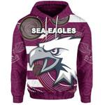 Sea Eagles Hoodie Aboriginal