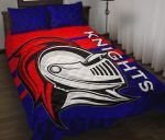Knights Quilt Bed Set