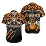 Wests Hawaiian Shirt Rugby - Tigers TH5