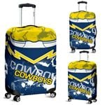 Cowboys Luggage Covers