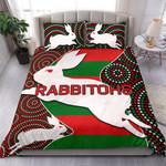 Rabbitohs Bedding Set TH4