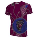 Sea Eagles T-Shirt Aboriginal Map