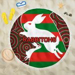 Rabbitohs Beach Blanket TH4