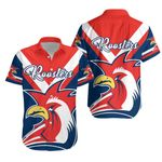 Australia Roosters Hawaiian Shirt | Rugbylife.co
