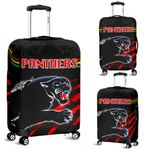 Panthers Luggage Covers Claws