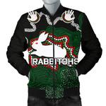 Rabbitohs Men Bomber Jacket Aboriginal 2 TH4