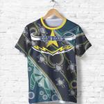 Cowboys Aboriginal T Shirt TH5