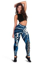 Carlton Blues Women's Leggings Aboriginal