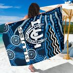 Carlton Blues Sarong Aboriginal TH4