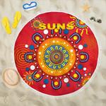 Gold Coast Beach Blanket Suns Indigenous K8