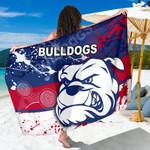 Western Bulldogs Sarong TH4