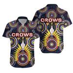 Adelaide Hawaiian Shirt Original Indigenous Crows