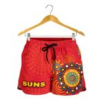 Gold Coast Women Shorts Suns Indigenous