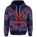 Demons Zip-Hoodie