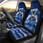 Cats All Car Seat Covers Aboriginal