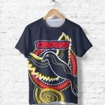 Adelaide T Shirt Crows Indigenous