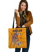 West Coast Tote Bag Eagles Indigenous TH5