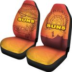 Gold Coast Car Seat Covers Suns Simple Indigenous