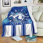 Melbourne Premium Blanket Indigenous North Kangaroos K8
