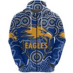 Eagles Indigenous Zip Hoodie West Coast