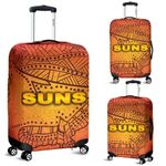 Gold Coast Luggage Covers Suns Simple Indigenous