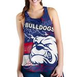 Western Bulldogs Racerback Tank TH4