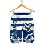 Cats All Over Print Men's Shorts