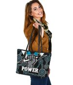 Port Adelaide Small Leather Bag Power K4